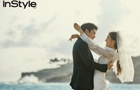 Joo Sang Wook - Cha Ye Ryun khoe tình yêu nồng nàn qua ảnh cưới