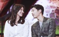 Song Joong Ki - Song Hye Kyo được đề nghị kết hôn tại phim trường Hậu duệ mặt trời