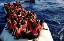 Cứu sống hơn 2.000 người di cư trên Địa Trung Hải