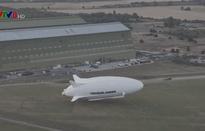 Máy bay lớn nhất thế giới Airlander 10 rơi ở Anh