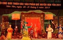 Festival Thực hành tín ngưỡng thờ Mẫu Thượng Ngàn tại Yên Bái