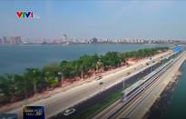 Trung Quốc: Ngắm cảnh biển tuyệt đẹp trên tàu điện ngầm Hạ Môn