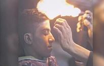 Cắt tóc bằng lửa ở Ai Cập - Chuyện thật như đùa