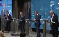 Hội nghị Thượng đỉnh châu Âu thông qua nhiều quyết định quan trọng