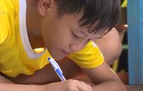 Cặp lá yêu thương: Cậu bé mơ ước thành cầu thủ bóng đá