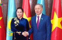 Kazakhstan xác định Việt Nam là một trong những đối tác quan trọng ở Đông Nam Á