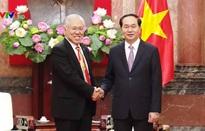 Chủ tịch nước tiếp Bộ trưởng Bộ Công Thương Indonesia