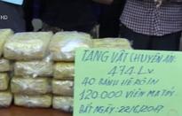 Hà Tĩnh: Phá chuyên án ma túy lớn, bắt giữ 5 đối tượng