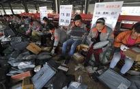 Trung Quốc: Cuộc chiến giá cả tại các công ty vận chuyển hàng hóa