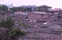 Gợi nhớ Việt Nam tại làng cổ Hàn Quốc