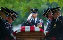 Những khoảnh khắc xúc động trong đời binh nghiệp của binh sĩ Mỹ