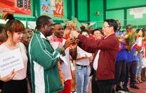 Cộng đồng người Việt tại Mozambique tổ chức giải bóng đá kỷ niệm Quốc khánh 2/9