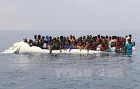 Hàng nghìn người di cư được cứu ngoài khơi Libya