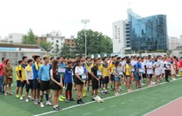 Khai mạc Đại hội TDTT sinh viên Việt Nam tại Hàn Quốc