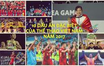 10 dấu ấn đặc biệt của thể thao Việt Nam năm 2017