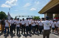 Đi bộ từ thiện kỷ niệm 50 năm thành lập ASEAN