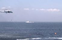 Nhật Bản diễn tập hải quân