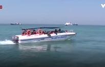 Siết chặt hoạt động vận tải khách tuyến đường thủy Lý Sơn