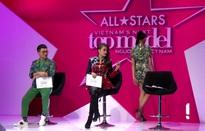 """Vietnam's Next Top Model 2017: Đến lượt giám khảo """"nội bộ lục đục"""""""