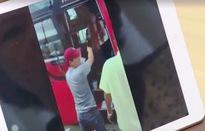 Nhân viên nhà xe cư xử thô lỗ với khách nước ngoài bị buộc nghỉ việc