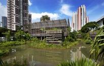 Ngắm không gian cộng đồng có kiến trúc ấn tượng ở Singapore
