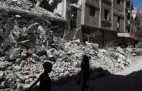 Quân đội Syria tuyên bố ngừng bắn tại Đông Ghouta