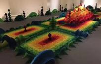 Thông điệp hòa bình từ gần 2.000 tác phẩm nghệ thuật