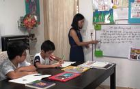 Cô dâu Việt tại Đài Loan (Trung Quốc) nỗ lực giữ gìn tiếng mẹ đẻ