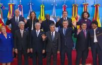 Hội nghị thượng đỉnh Mercosur thúc đẩy tự do thương mại