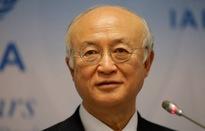 IAEA tái bổ nhiệm Tổng Giám đốc Yukiya Amano
