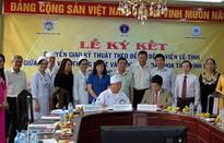 Chuyển giao kỹ thuật can thiệp tim mạch cho Bệnh viện Đa khoa tỉnh Vĩnh Long