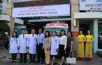 TP.Hồ Chí Minh: Thêm một Trạm cấp cứu vệ tinh 115 đi vào hoạt động