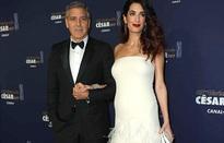Vợ George Clooney không tiếc tiền chi cho hàng hiệu