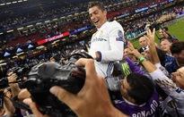 Cristiano Ronaldo xứng danh là 'Người phán xử' của Real Madrid