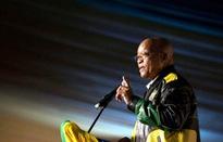 Tổng thống Nam Phi ký ban hành luật chống rửa tiền
