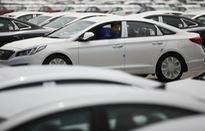 Mỹ điều tra xe ô tô của Hyundai và Kia
