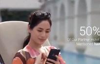 Cung cấp smartphone miễn phí cho khách lưu trú trong khách sạn