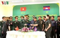 Campuchia tổ chức lễ bàn giao hài cốt Quân tình nguyện Việt Nam