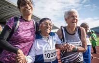 Cụ bà 101 tuổi giành huy chương vàng điền kinh