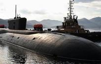 Nga hạ thủy tàu ngầm hạt nhân Hoàng tử Vladimir