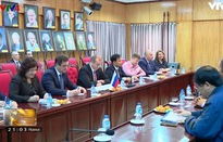 Vùng Irkursk (Liên bang Nga) mong muốn hợp tác với Việt Nam
