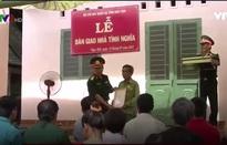 Kom Tum: Trao tặng nhà tình nghĩa cho các gia đình chính sách