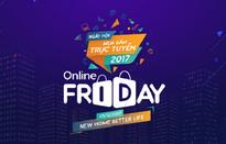 """""""Bùng nổ"""" Online Friday, doanh số quẹt thẻ tăng 500%"""