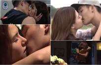 Bỏng mắt trước 7 màn khóa môi của Du và Kim trong Ghét thì yêu thôi