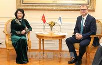 Đề nghị Phần Lan tích cực ủng hộ quan hệ hợp tác Việt Nam - EU