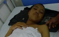 Không có 60 triệu đồng mổ cột sống, cậu bé mồ côi có nguy cơ liệt vĩnh viễn