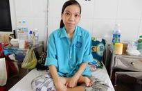 Được cha hiến thận nhưng người mẹ trẻ không có tiền để phẫu thuật