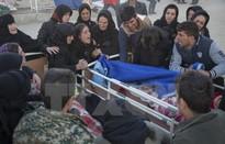 Israel đề nghị hỗ trợ nạn nhân của trận động đất ở biên giới Iran-Iraq