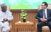 Nigeria là đối tác ưu tiên của Việt Nam ở châu Phi