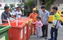 TP.HCM thí điểm phân loại rác tại nguồn